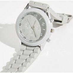Zegarek - Jasny szar. Szare zegarki damskie Sinsay. Za 29,99 zł.