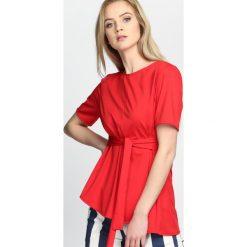 Czerwona Bluzka Imagine That. Czerwone bluzki damskie marki Born2be, s. Za 69,99 zł.
