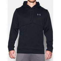 Bluzy męskie: Under Armour Bluza męska AF Icon Solid PO Hood czarna r. XXL (1280729-001)