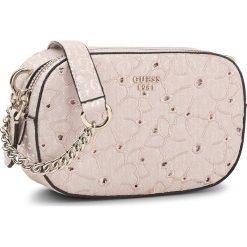 Torebka GUESS - Jayne (SG) Mini-Bag HWSG69 61700 ROS. Brązowe listonoszki damskie marki Guess, z aplikacjami. Za 459,00 zł.