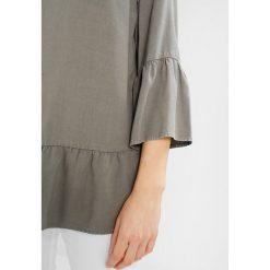 Bluzki asymetryczne: Seidensticker FASHION Bluzka khaki