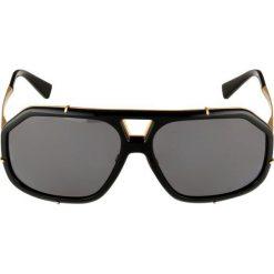 Dolce&Gabbana Okulary przeciwsłoneczne black. Czarne okulary przeciwsłoneczne męskie wayfarery Dolce&Gabbana. Za 1089,00 zł.