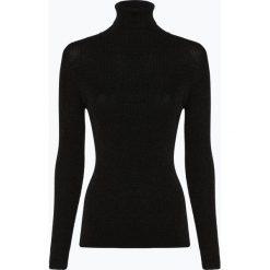 Marie Lund - Sweter damski, czarny. Czarne swetry klasyczne damskie Marie Lund, l, z włókna. Za 249,95 zł.