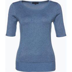 Marie Lund - Sweter damski, niebieski. Niebieskie swetry klasyczne damskie Marie Lund, l, z dzianiny. Za 129,95 zł.