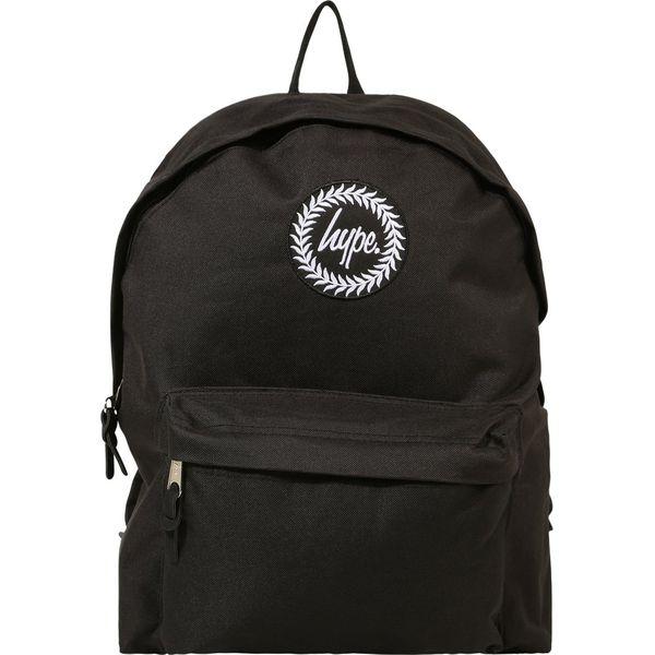 d0339b0d195d2 Hype BADGE BACKPACK Plecak black - Czarne plecaki damskie Hype. Za ...