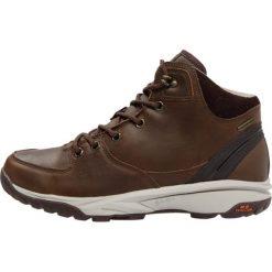 HiTec WILDLIFE LUX Buty trekkingowe brown. Brązowe buty trekkingowe męskie Hi-tec, z materiału, outdoorowe. Za 439,00 zł.