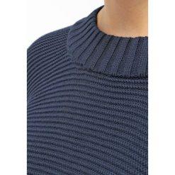 Swetry klasyczne damskie: Boob Sweter midnight blue
