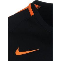 Bluzy chłopięce: Nike Performance DRY CREW Bluza black/cone/cone