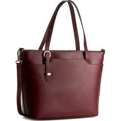 Torebka CREOLE - K10279 Wiśnia. Czerwone torebki klasyczne damskie Creole, ze skóry. W wyprzedaży za 239,00 zł.