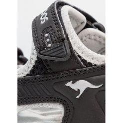 Sandały chłopięce: KangaROOS SINCLAIR II Sandały trekkingowe jet black/vapor grey