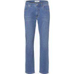BRAX - Jeansy męskie – Cadiz, niebieski. Niebieskie jeansy męskie regular BRAX. Za 299,95 zł.