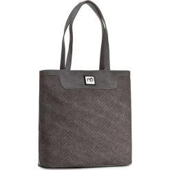 Torebka NOBO - NBAG-D1820-C019 Szary. Szare torebki klasyczne damskie marki Nobo, ze skóry ekologicznej, duże. W wyprzedaży za 139,00 zł.