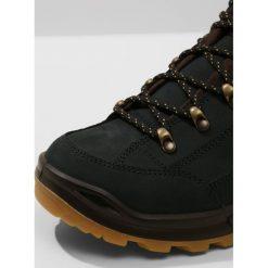 Lowa RENEGADE GTX MID Buty trekkingowe navy/honey. Niebieskie buty trekkingowe męskie Lowa, z materiału, outdoorowe. Za 809,00 zł.