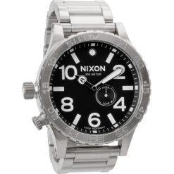 Zegarki męskie: Zegarek męski Black Nixon 51-30 A0571000