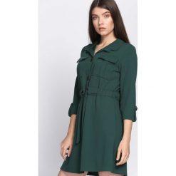 Sukienki: Zielona Sukienka Currently