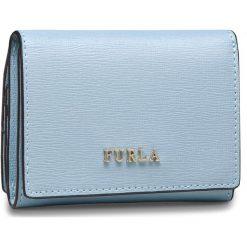 Mały Portfel Damski FURLA - Babylon 979030 P PR83 B30 Fiordaliso e. Czerwone portfele damskie marki Furla, ze skóry. W wyprzedaży za 349,00 zł.