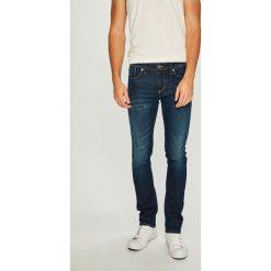Tommy Jeans - Jeansy Scanton. Niebieskie jeansy męskie regular Tommy Jeans, z bawełny. Za 449,90 zł.
