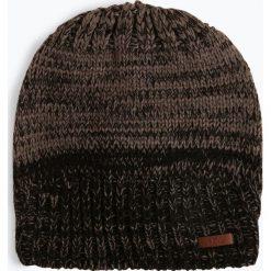 Barts - Czapka męska – Brighton Beanie, czarny. Czarne czapki męskie marki Barts, eleganckie. Za 139,95 zł.