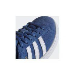 Trampki Dziecko  adidas  Buty Campus. Niebieskie trampki chłopięce Adidas. Za 188,30 zł.