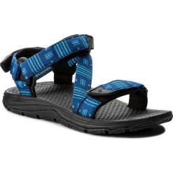 Sandały męskie: Sandały COLUMBIA – Big Water BM1776  Royal/Aqua Blue 476