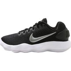 Buty sportowe damskie: Nike Performance HYPERDUNK 2017 LOW TB Obuwie do koszykówki black/metallic silver/white