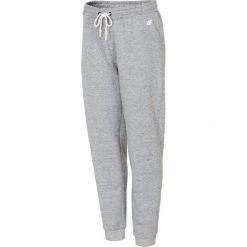 Spodnie dresowe damskie: Spodnie dresowe damskie SPDD252 – chłodny jasny szary