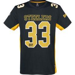 T-shirty męskie: NFL Pittsburgh Steelers T-Shirt czarny
