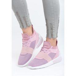 Różowe Buty Sportowe Meteor Blade. Pomarańczowe buty sportowe damskie marki Born2be, z materiału. Za 99,99 zł.