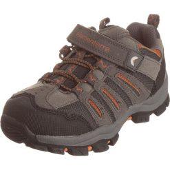 """Buty trekkingowe """"Rincone"""" w kolorze szaro-pomarańczowym. Brązowe buty trekkingowe chłopięce marki Elementerre. W wyprzedaży za 112,95 zł."""
