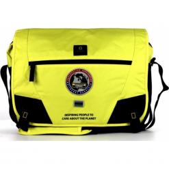National Geographic Explorer N01106.68 żółty. Żółte torby na laptopa marki National Geographic, w paski. Za 209,00 zł.