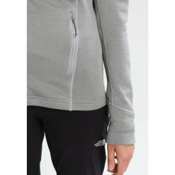 The North Face KYOSHI DEE Kurtka z polaru grey dark heather. Szare kurtki damskie The North Face, xs, z elastanu. W wyprzedaży za 319,20 zł.