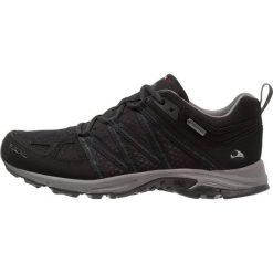 Viking IMPULSE II GTX Obuwie hikingowe black pewter. Czarne buty skate męskie Viking, z materiału, outdoorowe. Za 509,00 zł.