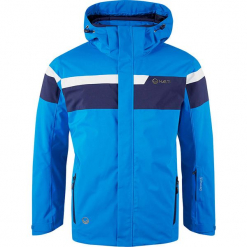 """Kurtka narciarska """"Lexa"""" w kolorze niebieskim. Niebieskie kurtki narciarskie męskie Halti, Fischer, Raiski, m, z materiału. W wyprzedaży za 608,95 zł."""