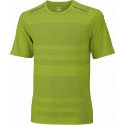 Koszulki sportowe męskie: Wilson Koszulka tenisowa Wilson Specialist Mesh zielona r. S (WR1074600*S)