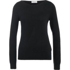 Swetry klasyczne damskie: Repeat UBOOT Sweter schwarz