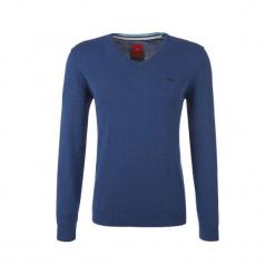 S.Oliver Sweter Męski Xxxl Niebieski. Niebieskie swetry klasyczne męskie S.Oliver, m, z bawełny. W wyprzedaży za 109,00 zł.
