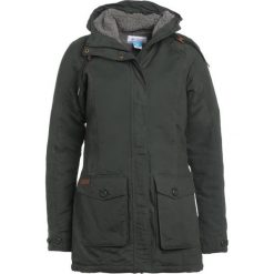Columbia PRIMA Parka gravel. Szare kurtki sportowe damskie marki Columbia, m, z bawełny. W wyprzedaży za 461,30 zł.