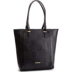 Torebka MONNARI - BAG3550-020 Czarny. Czarne torebki klasyczne damskie Monnari, ze skóry ekologicznej, duże. W wyprzedaży za 199,00 zł.