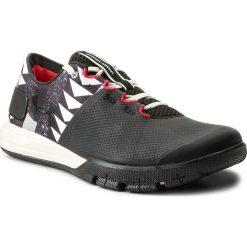 Buty UNDER ARMOUR - Ua Charged Ultimate 2.0 Ali 1302752-001 Blk/Stn/Blk. Czarne buty fitness męskie marki Under Armour, z materiału. W wyprzedaży za 279,00 zł.
