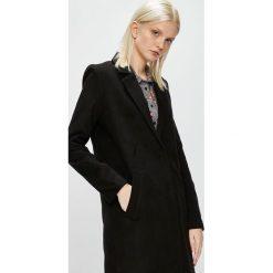 Broadway - Płaszcz. Szare płaszcze damskie marki Mango, l, z elastanu, klasyczne. W wyprzedaży za 339,90 zł.