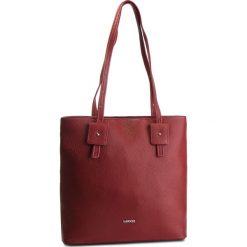 Torebka LASOCKI - VS4503 Bordowy. Czerwone torebki klasyczne damskie Lasocki, ze skóry. Za 279,99 zł.