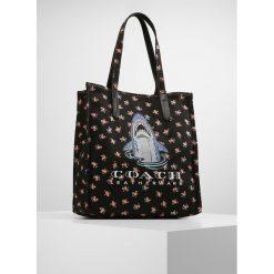 Shopper bag damskie: Coach SHARKY TOTE Torba na zakupy black