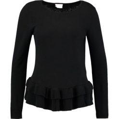Swetry damskie: Vila VIVICKA Sweter black