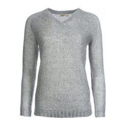 Swetry klasyczne damskie: Timeout Sweter Damski Xs Szary