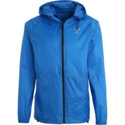 Packmack FULL ZIP Kurtka przeciwdeszczowa true blue. Niebieskie kurtki męskie Packmack, xxl, z materiału. Za 329,00 zł.