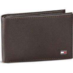 Portfele męskie: Duży Portfel Męski TOMMY HILFIGER – Eton Mini Cc Flap&Coin Pocket AM0AM83369 041