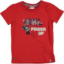 """T-shirty chłopięce: Koszulka """"Teo"""" w kolorze czerwonym"""