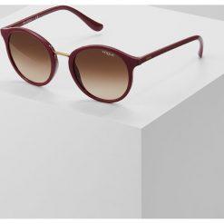 Okulary przeciwsłoneczne damskie: VOGUE Eyewear Okulary przeciwsłoneczne red brown