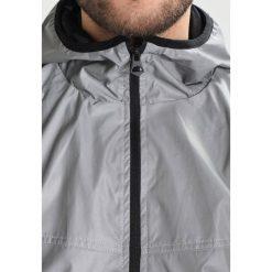 Kurtki sportowe męskie: Burton Menswear London HIIT HOODY REFLECTIVE Kurtka sportowa grey
