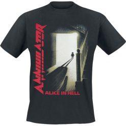 Annihilator Alice in hell T-Shirt czarny. Czarne t-shirty męskie Annihilator, xl. Za 74,90 zł.